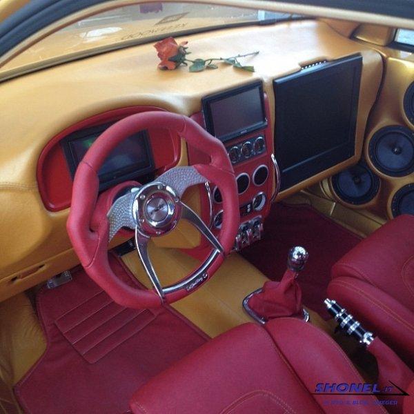 Seat Ibiza Camaleonte in