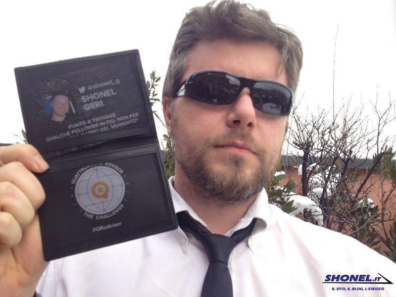 Agente QRadvisor Shonel 2