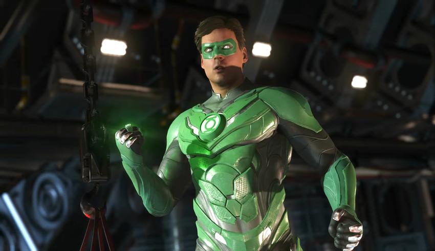 IJ2 Green Lantern