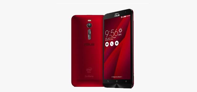 Zenfone 2 rosso